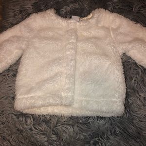 Carters size 6 month sweater